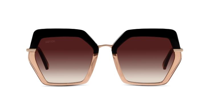 Mondän und mit WOW-Effekt: Sonnenbrille von UNOFFICIAL